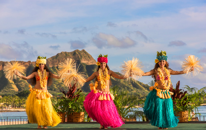 The Royal Hawaiian Luau –Aha'Aina