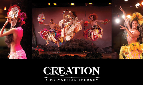 Creation � A Polynesian Journey Cocktail Show