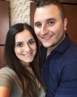 Marissa Bhatt and Luke Allbee's Honeymoon Registry